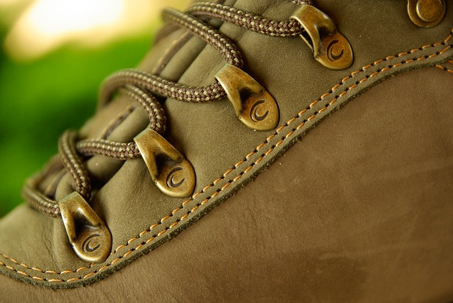 Entretien chaussures rando