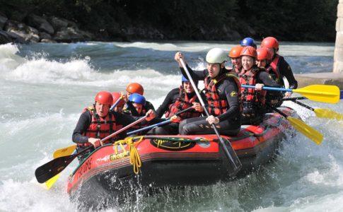 Rafting pour cet été